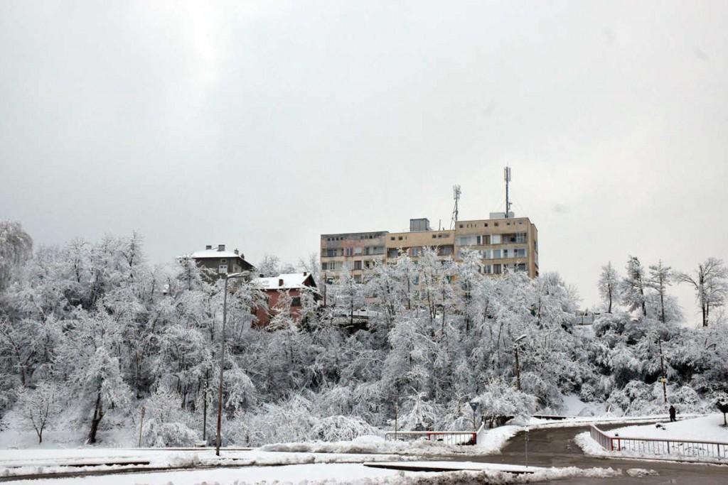 Плачковци - зимен пейзаж